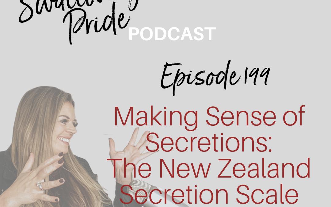 199- Making Sense of Secretions: The New Zealand Secretion Scale – Anna Miles, PhD